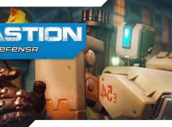 Bastion : Héroe de Overwatch