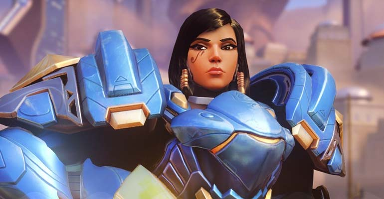 how to fly as pharah