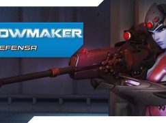 Widowmaker : Héroe de Overwatch