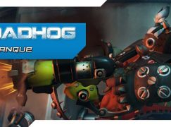 Roadhog : Héroe de Overwatch