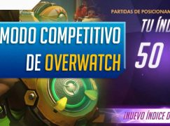 Guía Overwatch modo competitivo – Ranked