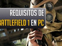 Requisitos de Battlefield 1 para PC